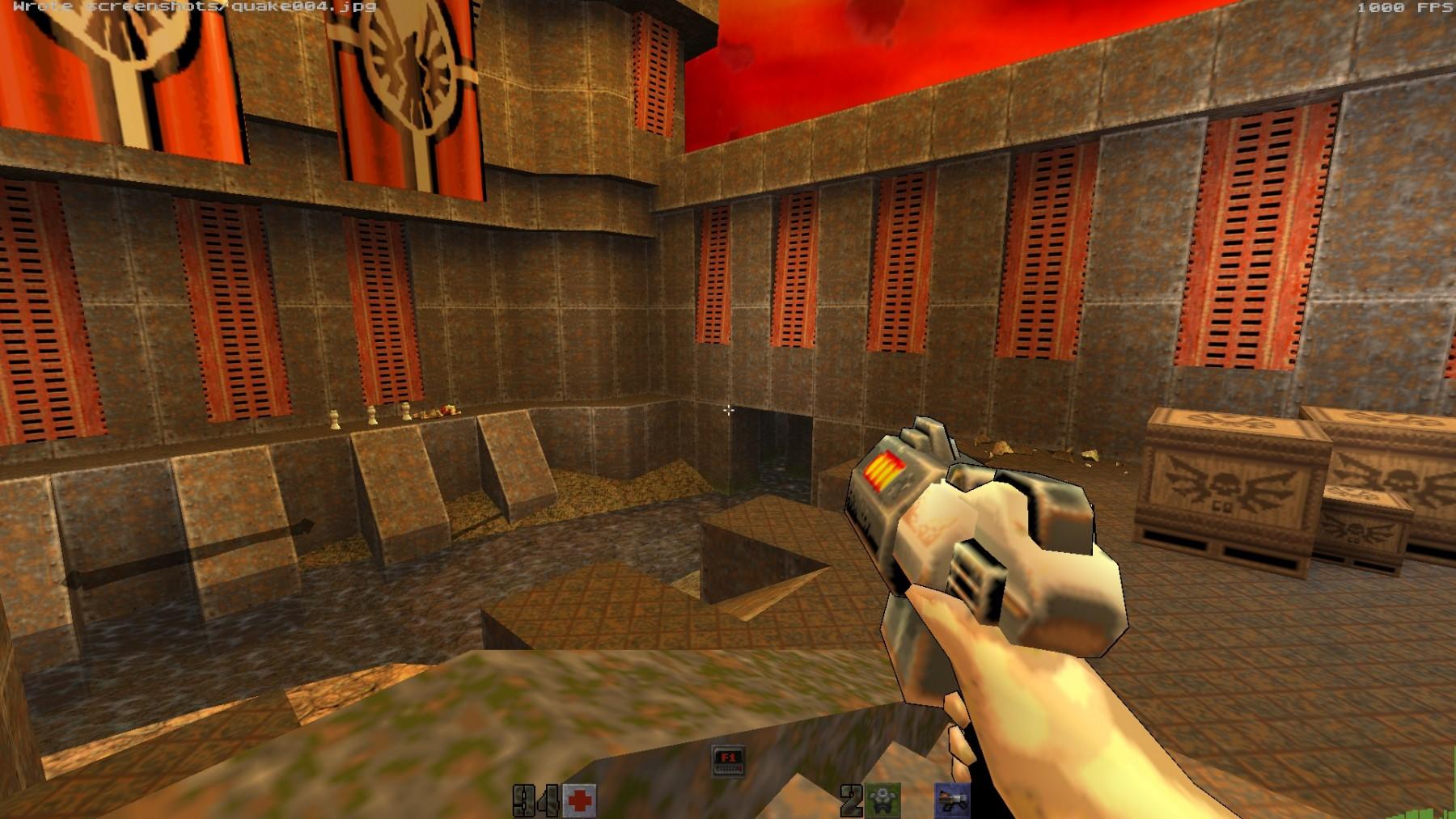 Quake 2 Bez RTX