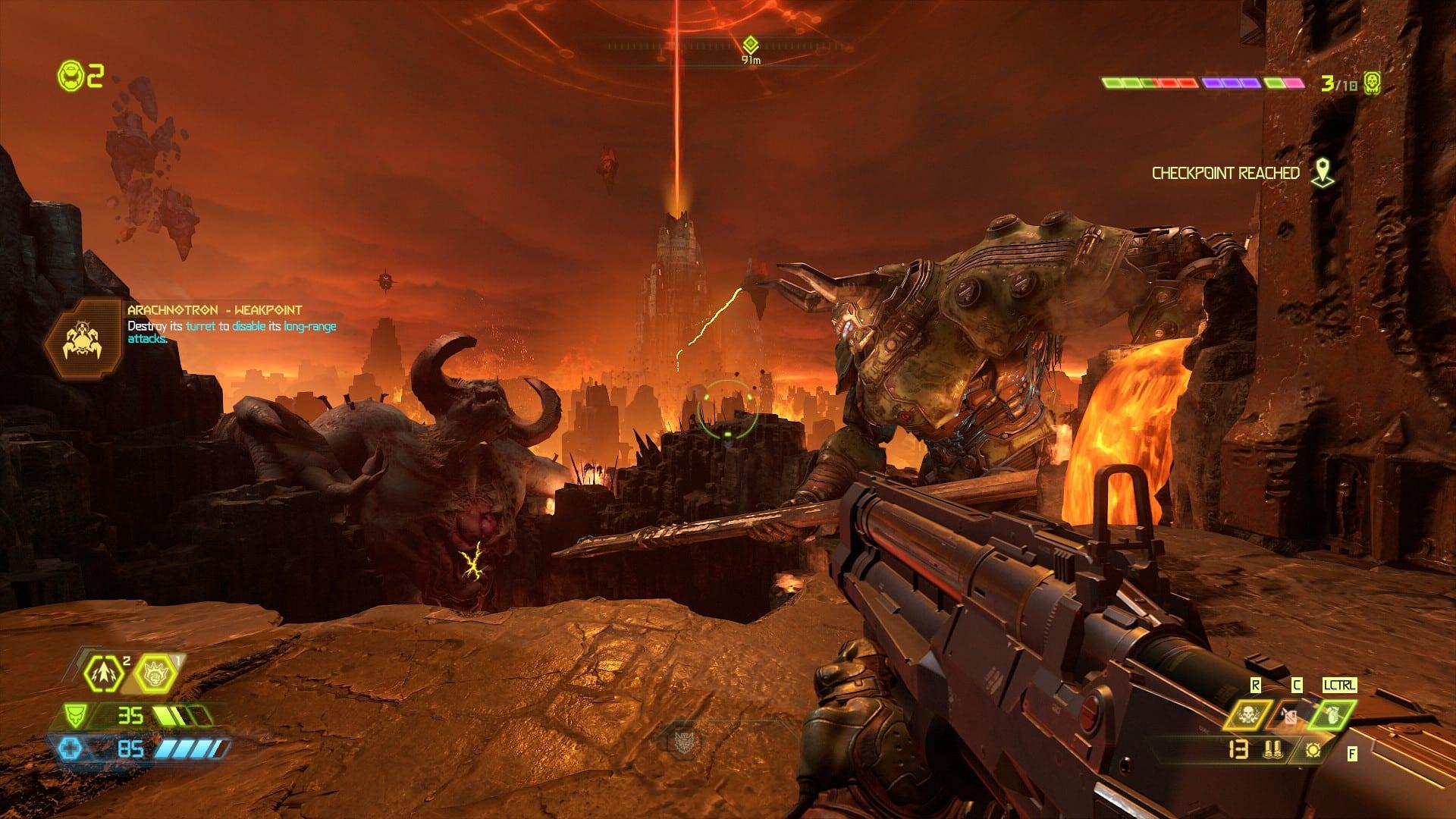 Doom Eternal - obrázek č. 8